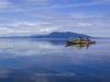 Kayaking in Chuckanut Bay